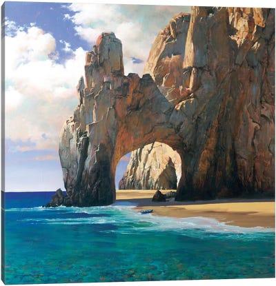 Cabo Canvas Art Print