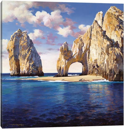Cabo San Lucas Canvas Art Print