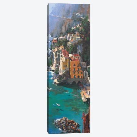 Conca De Marini Canvas Print #MHM21} by Maher Morcos Canvas Wall Art