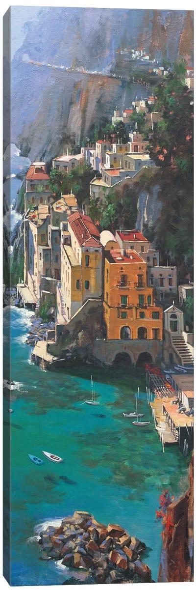 Conca De Marini Canvas Art Print