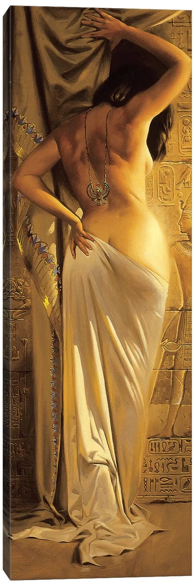 Egyptian Goddess Canvas Art Print