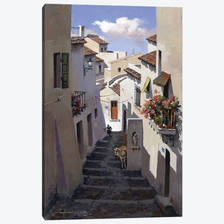 Marbella Spain Canvas Print #MHM63} by Maher Morcos Canvas Artwork