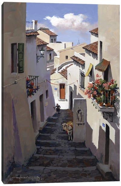 Marbella Spain Canvas Art Print