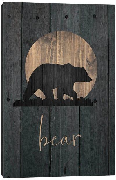 Wilderness Wood IV Canvas Art Print