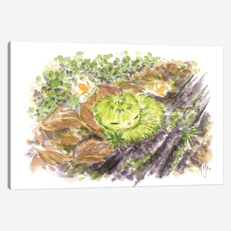 Forest Creature Canvas Print #MHS118} by Martin Hsu Canvas Print