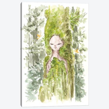 Goddess Canvas Print #MHS119} by Martin Hsu Canvas Print