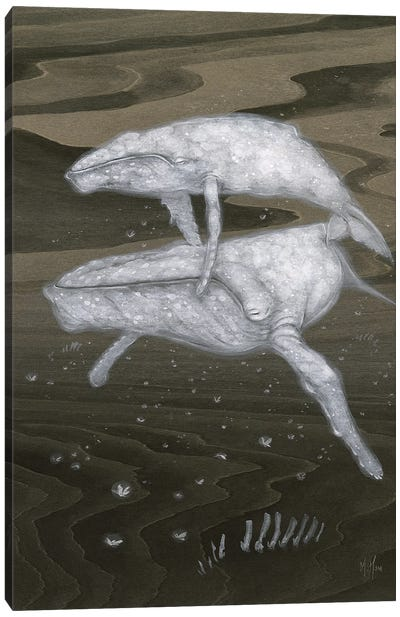 Safe Passage Canvas Art Print