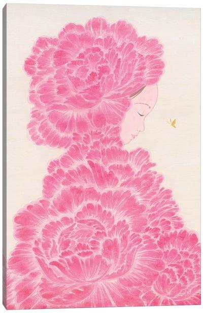 Day Bloom Canvas Art Print