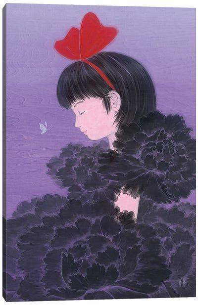 Moon Dance Canvas Art Print