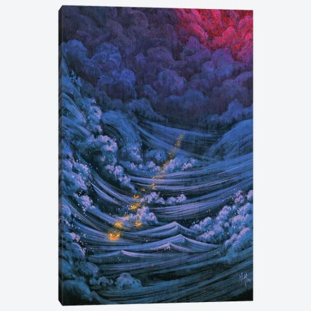Passage Canvas Print #MHS77} by Martin Hsu Canvas Artwork