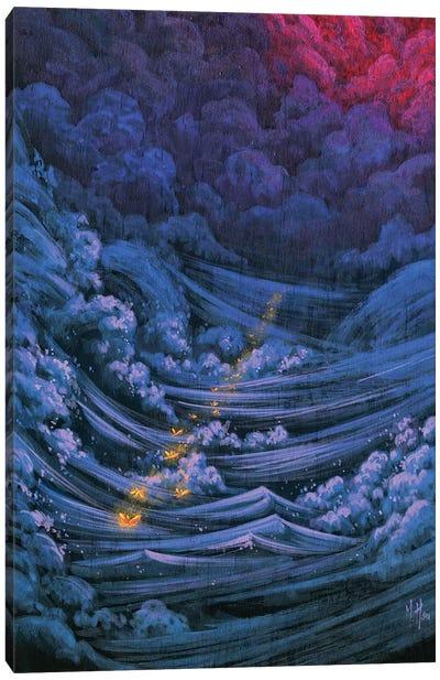 Passage Canvas Art Print