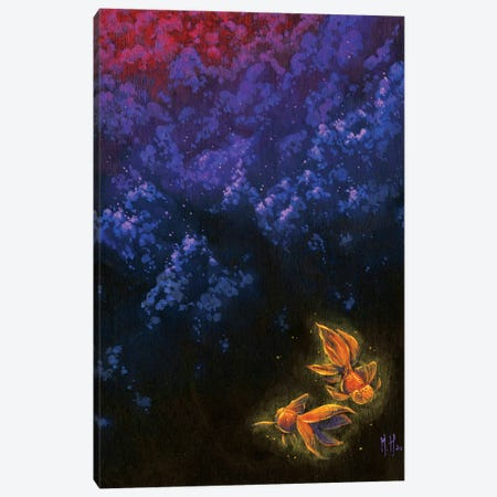 Shelter Canvas Print #MHS78} by Martin Hsu Canvas Print