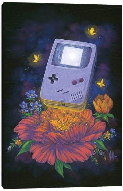Gamer  Canvas Art Print