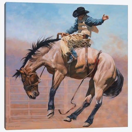 Sky High Canvas Print #MHT19} by Michelle Grant Canvas Artwork