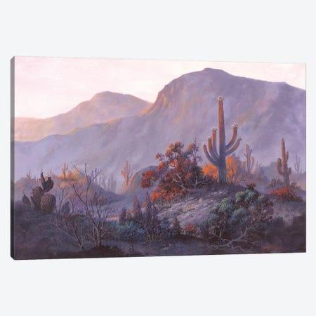 Desert Dessert Canvas Print #MHU14} by Michael Humphries Canvas Art
