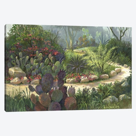 Happy Trails Canvas Print #MHU17} by Michael Humphries Canvas Wall Art