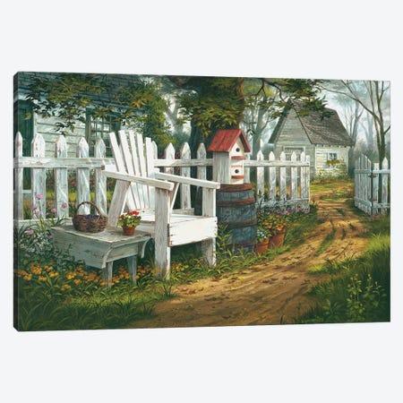 Sunshine Serenade Canvas Print #MHU35} by Michael Humphries Canvas Wall Art