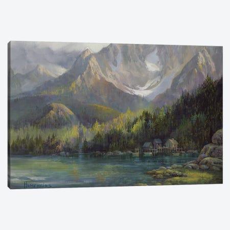 That Glorious Light Canvas Print #MHU37} by Michael Humphries Canvas Artwork