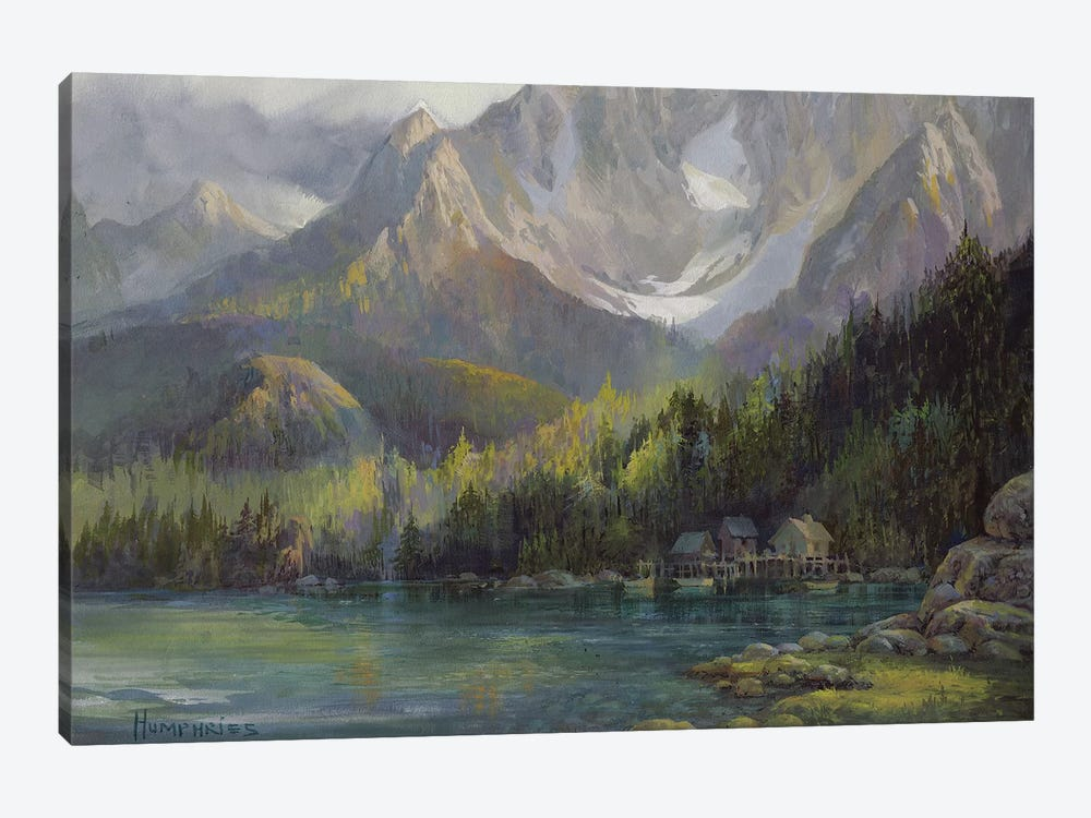 That Glorious Light by Michael Humphries 1-piece Canvas Print