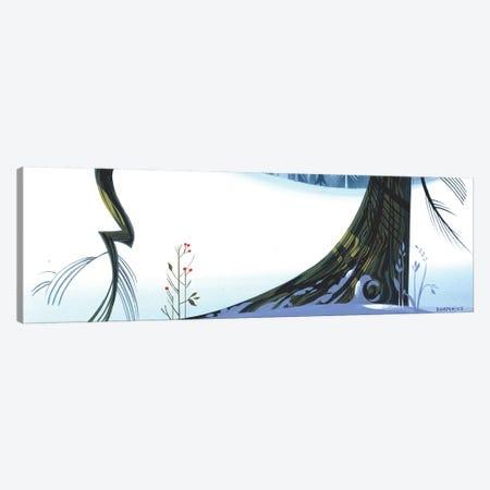 Winter Grace Canvas Print #MHU40} by Michael Humphries Canvas Artwork