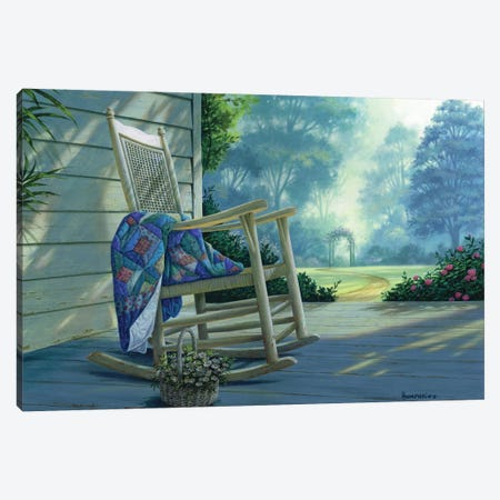 Close To My Heart Canvas Print #MHU9} by Michael Humphries Canvas Wall Art