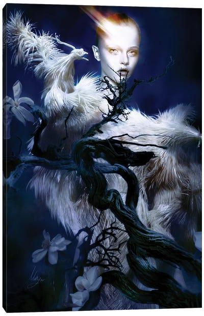Iris Van I Canvas Art Print