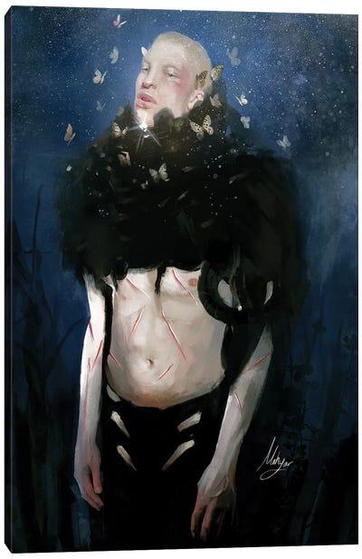 Boy Canvas Art Print