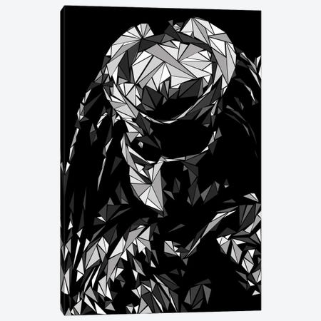 Predator Canvas Print #MIE101} by Cristian Mielu Canvas Print