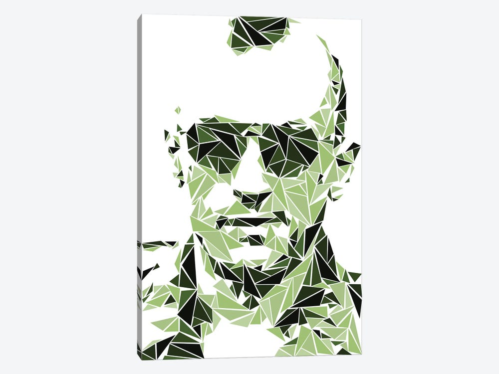 Taxi Driver by Cristian Mielu 1-piece Canvas Artwork