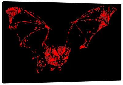 Bat Canvas Print #MIE10