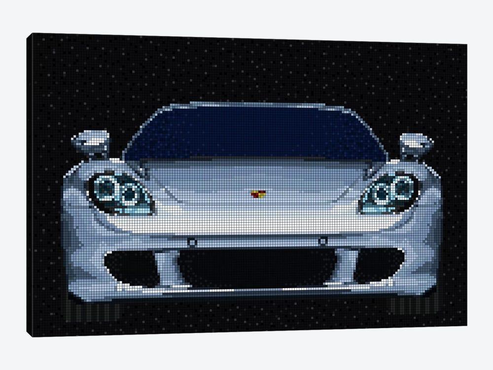 Carrera GT by Cristian Mielu 1-piece Canvas Print