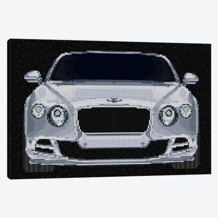 Continental GT Canvas Print #MIE114} by Cristian Mielu Canvas Art Print