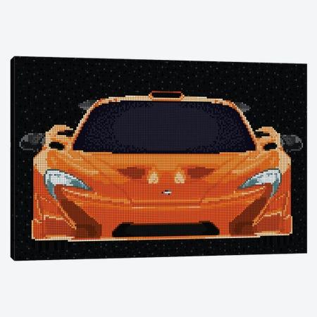 McLaren P1 Canvas Print #MIE119} by Cristian Mielu Canvas Art