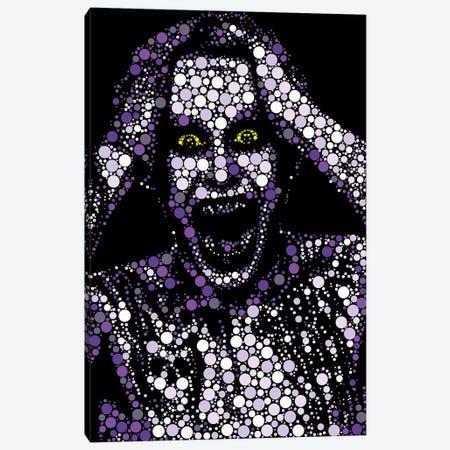 Suicide Joker Canvas Print #MIE123} by Cristian Mielu Art Print
