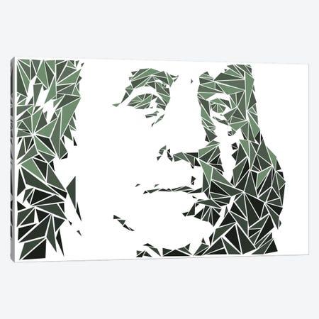 Benjamin Franklin 3-Piece Canvas #MIE12} by Cristian Mielu Canvas Wall Art