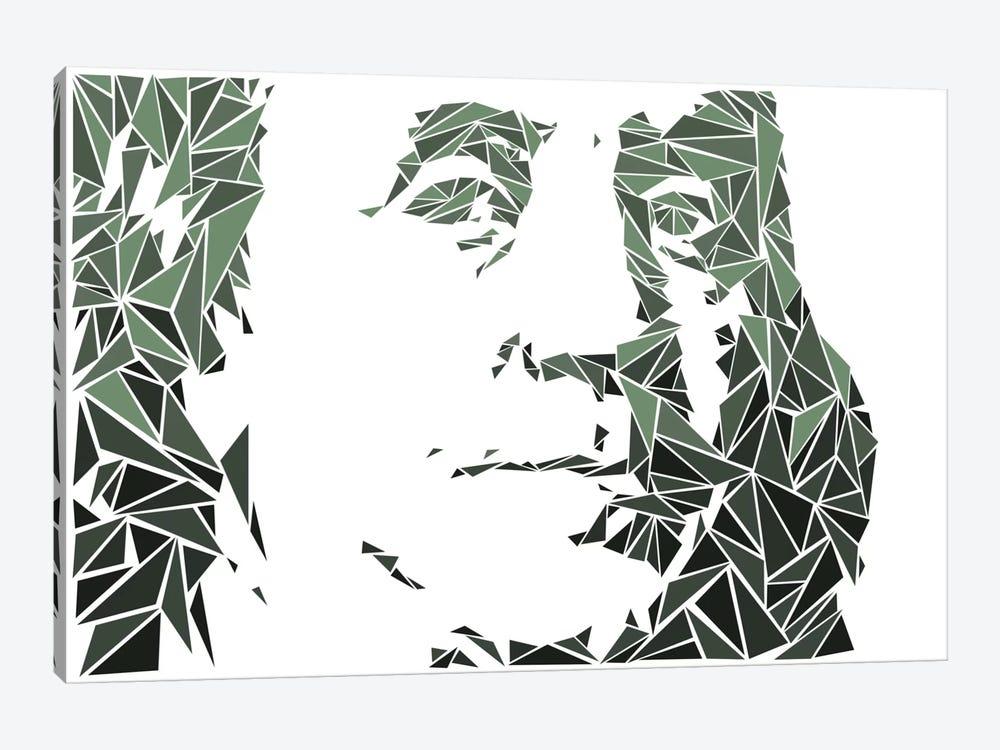 Benjamin Franklin by Cristian Mielu 1-piece Art Print