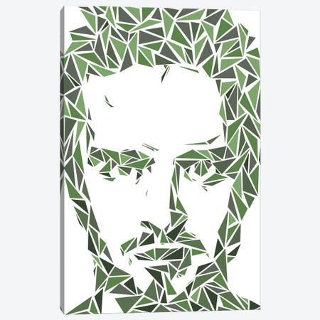 Jesse Pinkman Canvas Print #MIE131} by Cristian Mielu Canvas Art