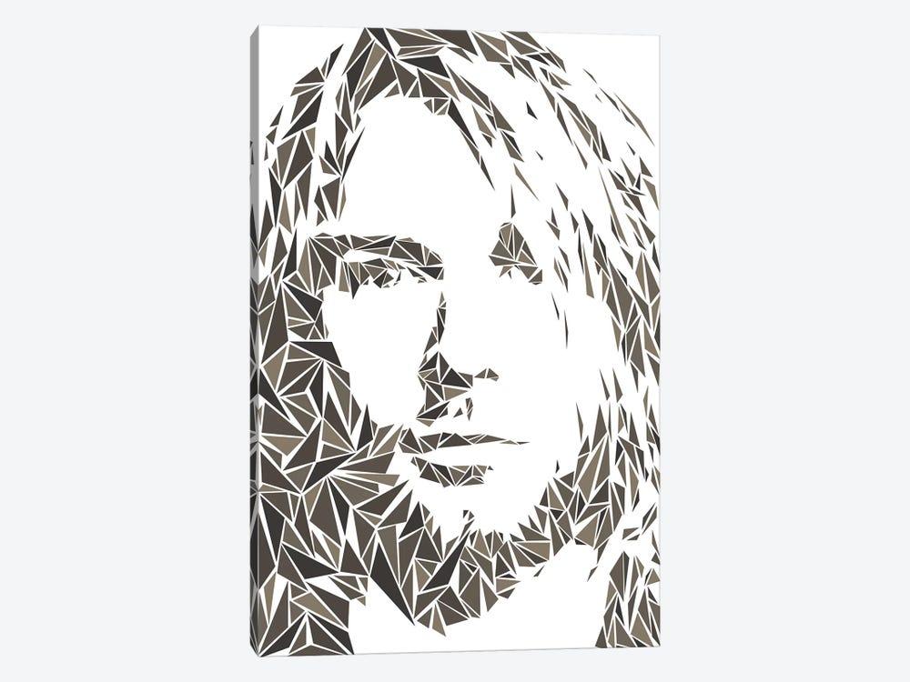 Cobain by Cristian Mielu 1-piece Canvas Art Print