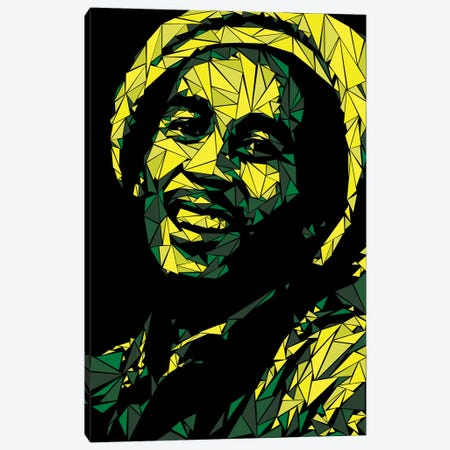 Marley Canvas Print #MIE136} by Cristian Mielu Art Print