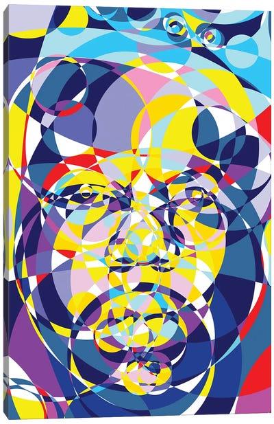 Biggie United Circles Canvas Art Print