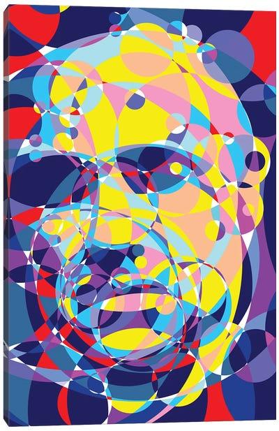 Godfather United Circles Canvas Art Print