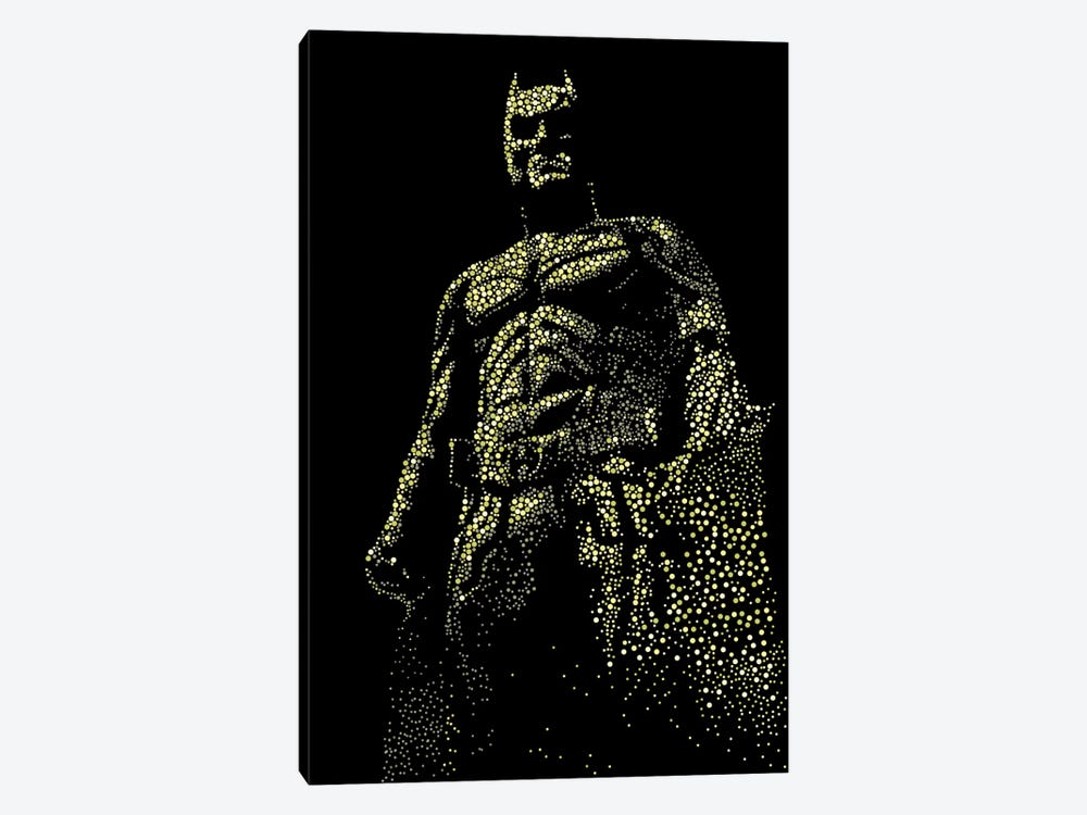 Dark Knight by Cristian Mielu 1-piece Art Print
