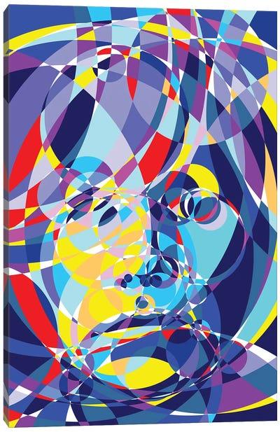 Warhol United Circles Canvas Art Print
