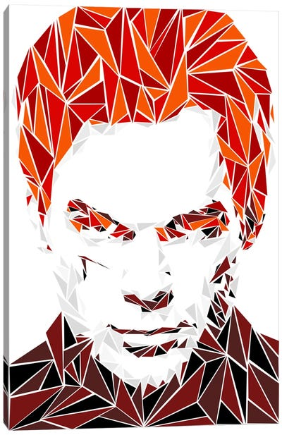 Dexter I Canvas Art Print