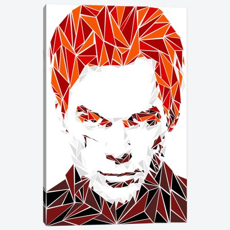 Dexter I Canvas Print #MIE17} by Cristian Mielu Canvas Art Print