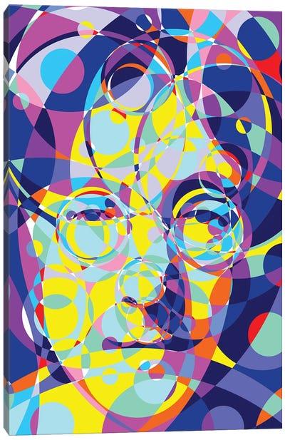 Lennon United Circles Canvas Art Print