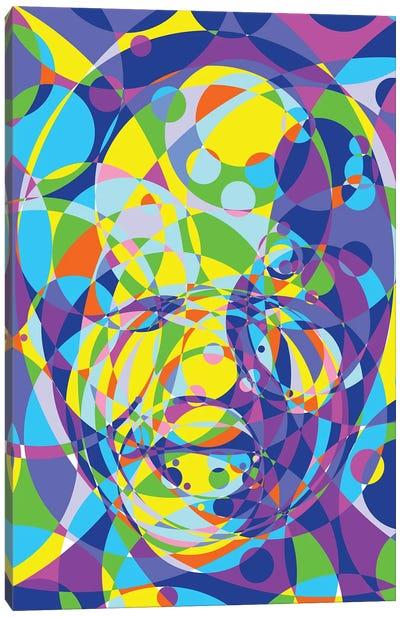 Mandela United Circles Canvas Art Print