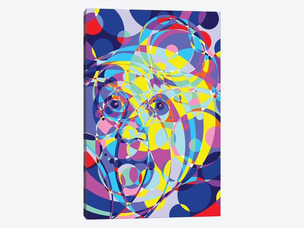 Albert United Circles by Cristian Mielu 1-piece Art Print