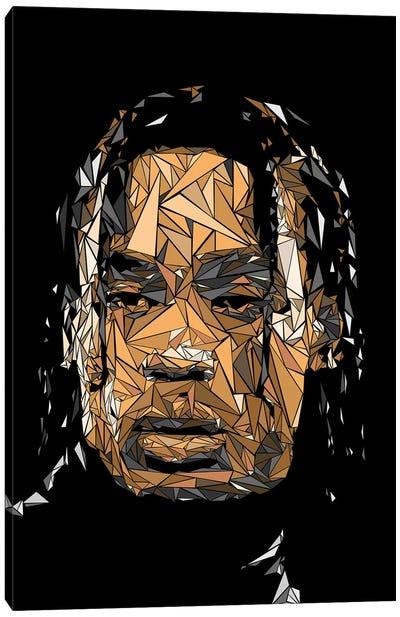 Travis Canvas Art Print