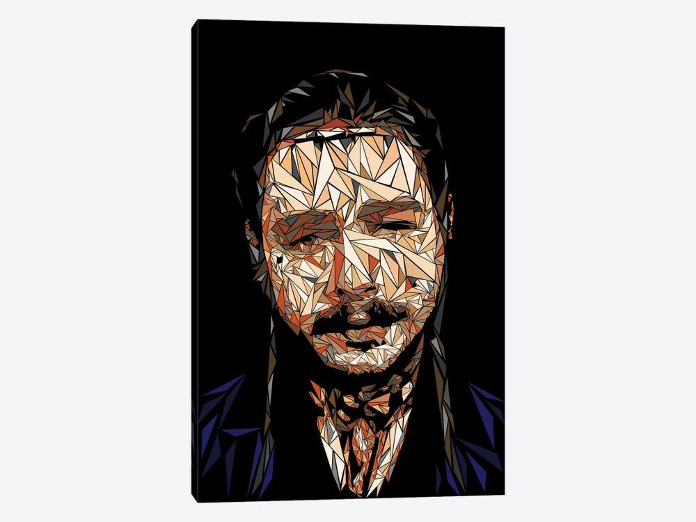 Post Malone by Cristian Mielu 1-piece Canvas Artwork